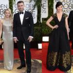 Lookbook: Golden Globes Inspired