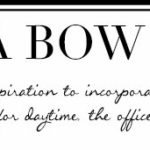 Style Guide: Put a Bow on it!
