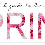 Style Guide: Spring Inspiration