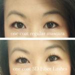 3D Fiber Lashes + Giveaway!