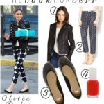 Look for Less: Black and White