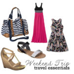 Get out of Town: Weekend Travel Essentials