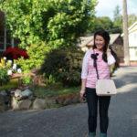 Lookbook: Lace Stripe Top