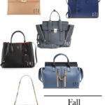 Fall Bags!  Must haves and Minis