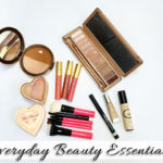 Everyday Fall Beauty Essentials