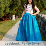 Lookbook: Fancy Skirt