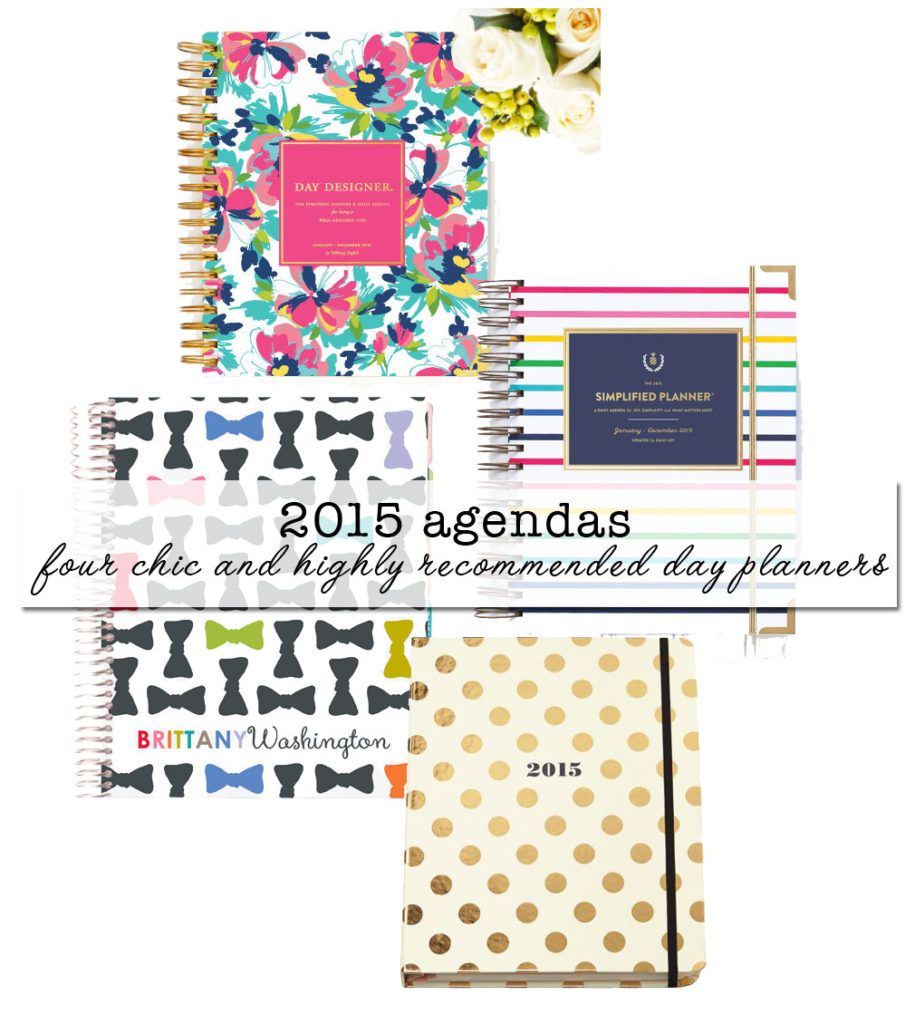 graphic regarding Day Planners known as 2015 Agendas: 4 Stylish (and Really A good idea) Working day Planners