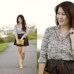 Lookbook: Black and White Hearts