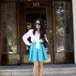 Lookbook: Pleated Skirt