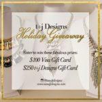 $350 t+j Designs Giveaway!