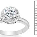 A new diamond ring