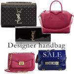 Designer Handbag Sales