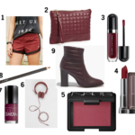 Get the Look: Marsala