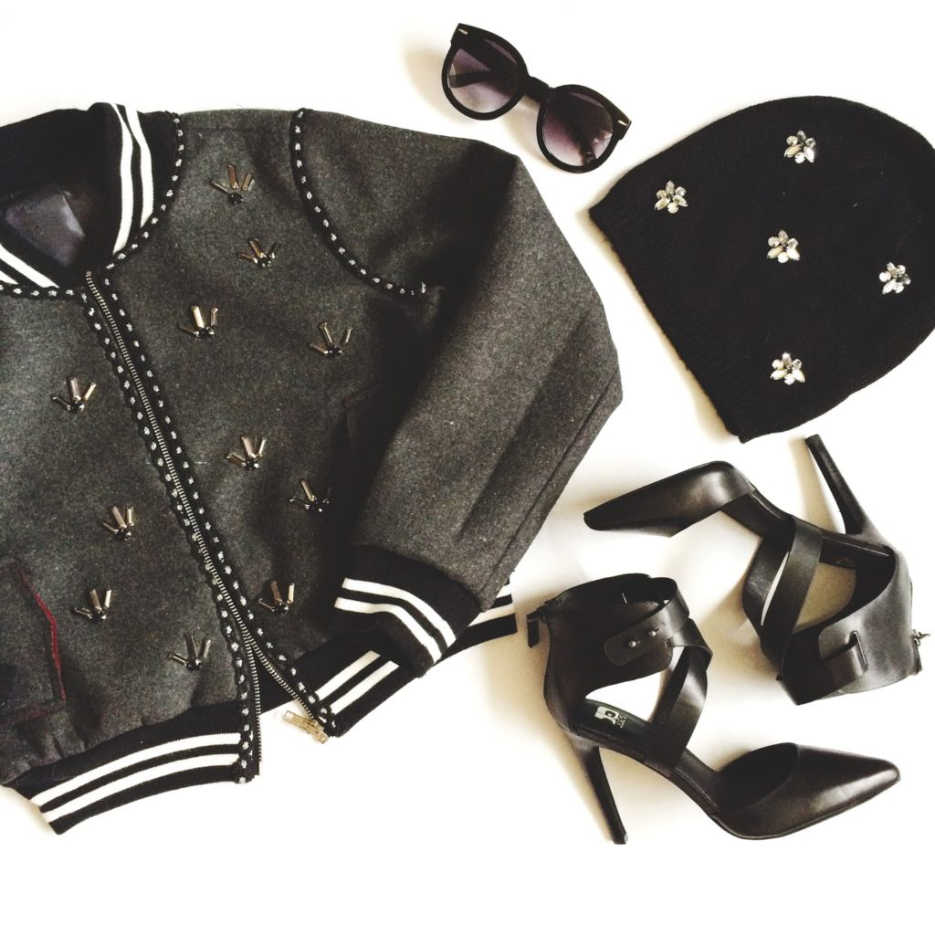 http://www.tandjdesigns.com/view-all/gray-varsity-embellished-jacket/