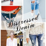 Shop the trend: Distressed Denim