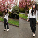 Lookbook: Missguided Bow Top