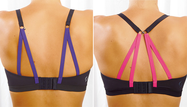The Perfect Sports Bra + Giveaway!