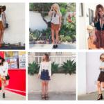 Get the Look: Button-Through Skirt