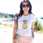 Lookbook: Gold Pineapple Tee