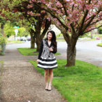 Lookbook: Black and White All Over