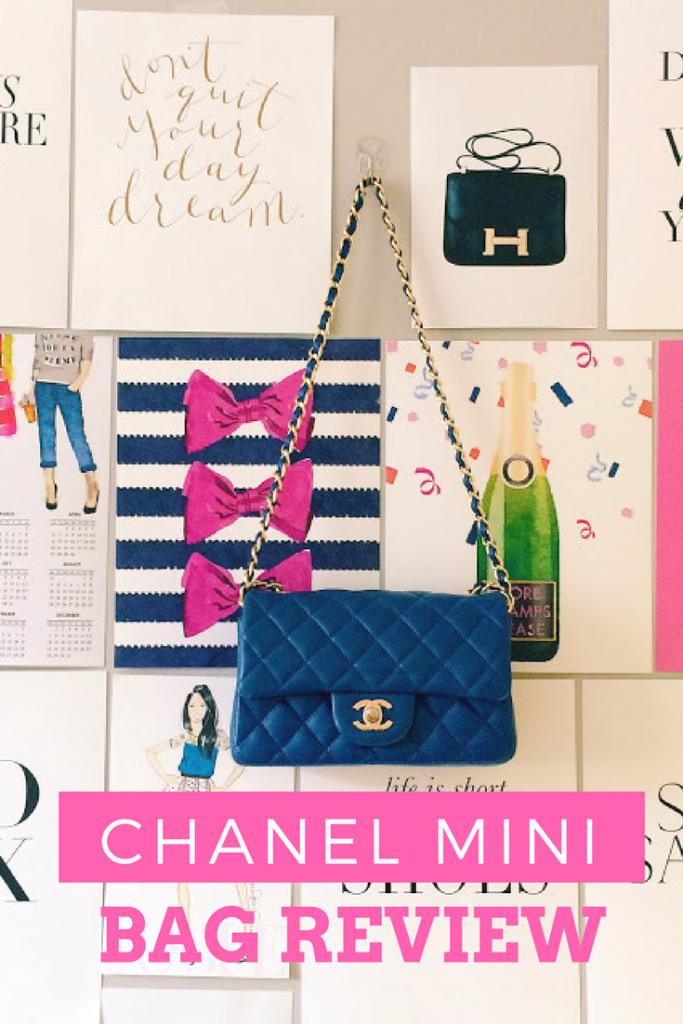 9cfd044df67f Chanel Mini Flap Bag Review