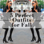 5 perfect outfits for fall