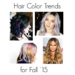 Fall's Trendiest Hair Colors