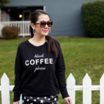 Lookbook: Black Coffee Please