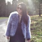 Lookbook: Feather Jacket