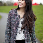 Lookbook: Winter Tweed Jacket
