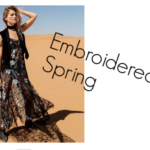 Shopping the Embroidery Trend by Spring