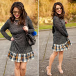 Lookbook: Plaid Dress