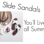 Sandal Focus: The Perfect Slide
