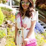 Lookbook: Floral Romper