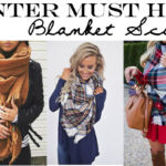 Style It: What to wear with a Blanket Scarf