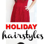 Get ready with me! Party Ready Holiday Hairstyles