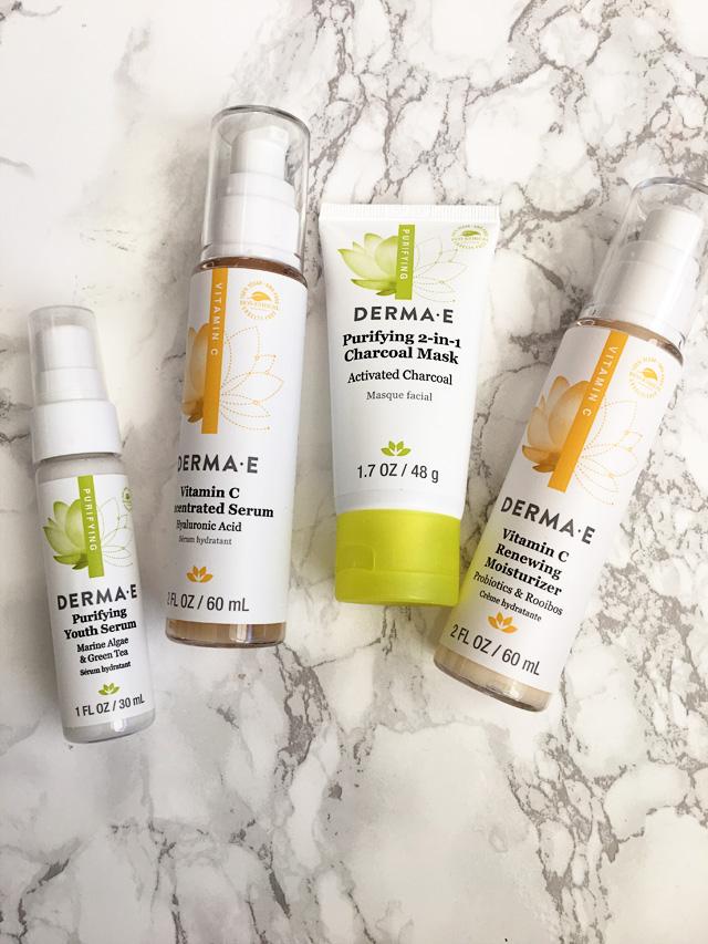 Derma E Skincare Faves