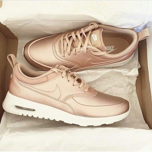 stylish sneakers rose gold nike cortez i am style ish. Black Bedroom Furniture Sets. Home Design Ideas