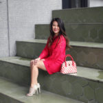 Styling Short Dress with Sleeves – 2 ways