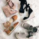 The only wedges and espadrilles you need for the summer
