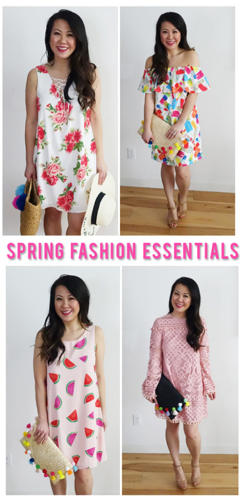 c93a4005700 New Video  Spring Dress and Shoes Haul!