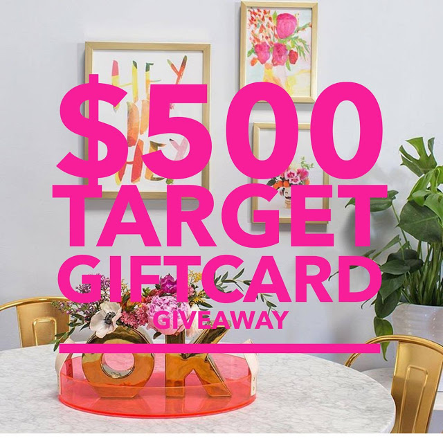 Target Giftcard Giveaway - www.iamstyle-ish.com