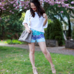 How to wear shorts and stay stylish + $1,000 Nordstrom Giveaway!