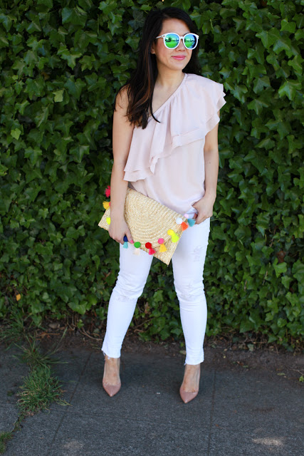 The cutest ruffle tops you need to own
