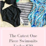 The cutest one piece swimsuits under $30!