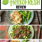 How to Easily Feed a Family of 5 (Bonus: It's Healthy!) || Hello Fresh Review