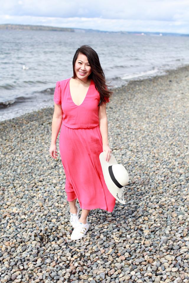 maxi dress for petites