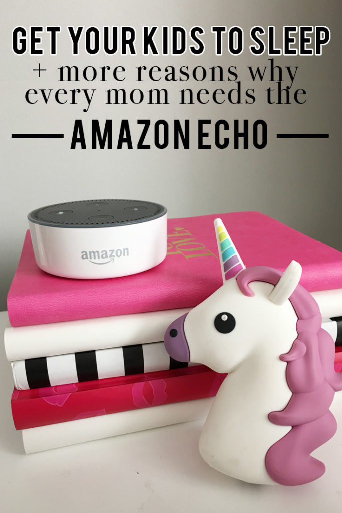 5 reasons why every mom needs Amazon Echo (Tips & Tricks)