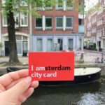 The Best Way to be a Tourist in Amsterdam | I amsterdam city card
