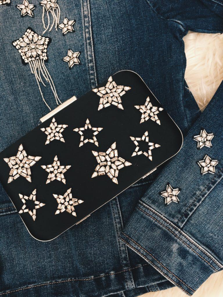 Anna Sui Star Clutch